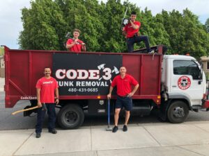 Code 3 Junk Removal