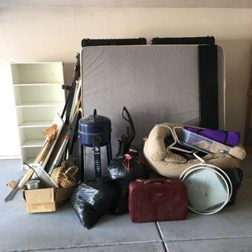 Garage Cleanouts in Chandler