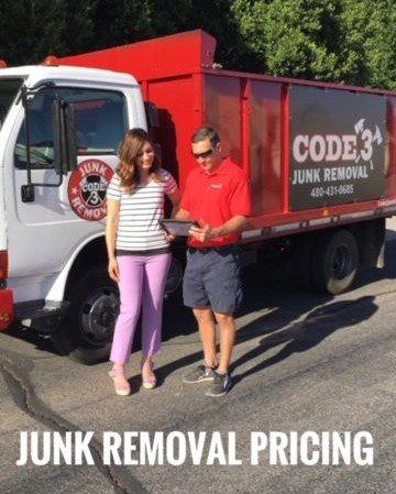 The Cost of Junk Removal