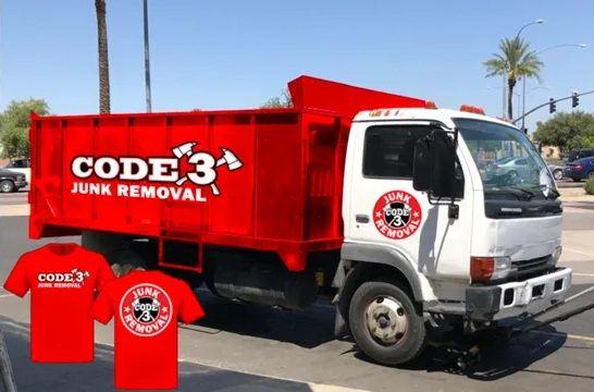 Junk Removal Services Valley Wide including Chandler Mesa Tempe Gilbert Scottsdale Phoenix