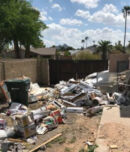 Remodeling and Construction Debris Removal Scottsdale