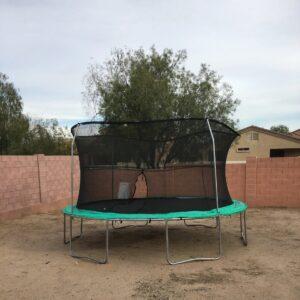 Trampoline Removal