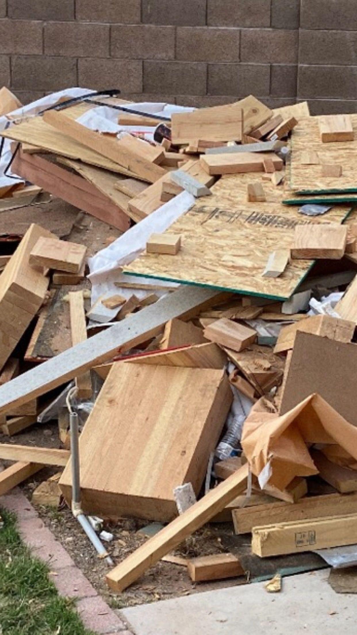 Construction Debris Removal for Mesa