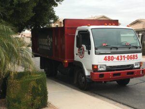 Code 3 Junk Removal Truck 3