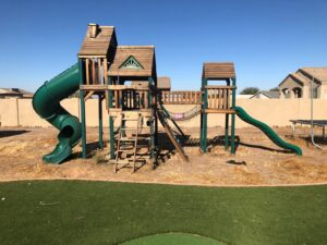 Play Structure Removal